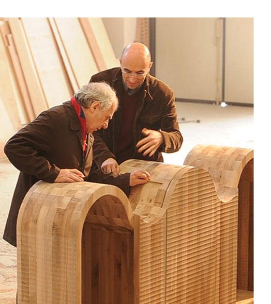 Giuseppe Rivadossi Officina | Arredamento, Design, Arte e ...